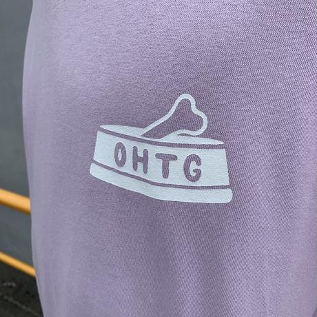 "Oh!theGuilt / W.C Johnny 007:""DOGGY"" S/S T-SHIRT(ライトパープル)"