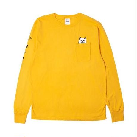 RIPNDIP | Load Nermal L/S (GOLD)