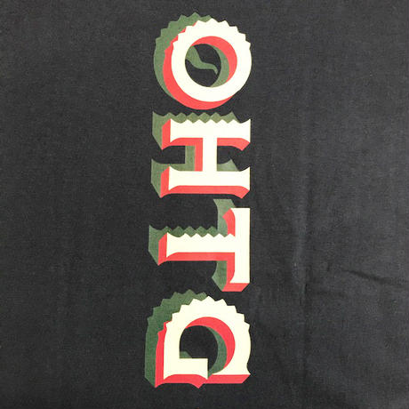 "OHTHEGUILT / DF.SQEZ 007 ""SCREEN PRINT"" T-SHIRT(スレート)"