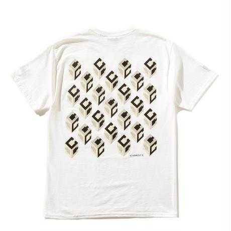 "Carrots by Anwar Carrots | CARROTS ""GUCCIO"" CHAMPION TEE (WHITE)"