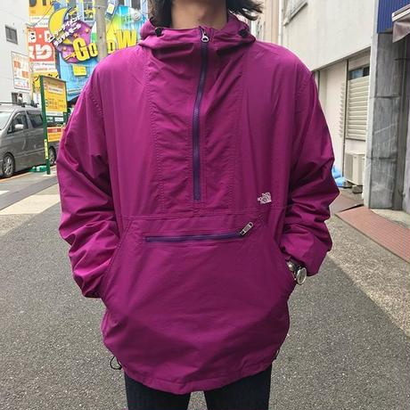 THE NORTH FACE | COMPACT ANORAK (PP/フロックスパープル)