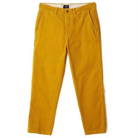 OBEY | HARD WORK CORD CARPENTER PANT (GOLD)
