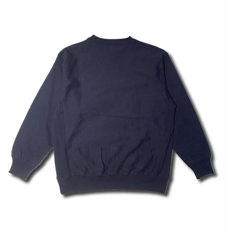 "Oh!theGuilt | THE BE-SHARE LIMITED ""FOR A CITY BOY"" CREWNECK SWEAT (CITY NAVY)"