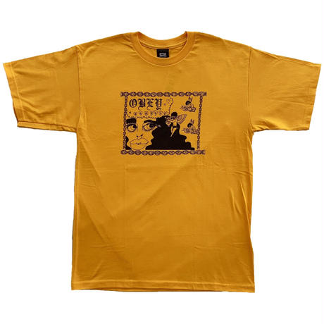 OBEY | OBEY YOURSELF TEE (GOLD)