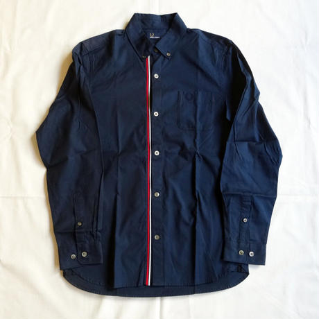 FRED PERRY | シャツ(ネイビー)