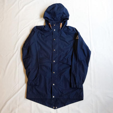 CAPE HEIGHTS | NYLON MODS PARKA (NAVY)