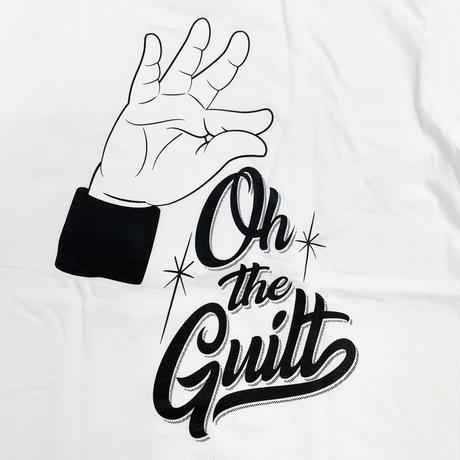 "Oh!theGuilt / ""RIP R.P."" S/S T-SHIRT (ホワイト)"