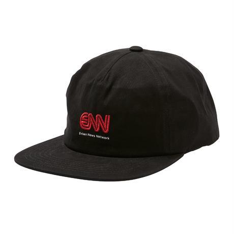 EVISEN SKATEBOARDSゑ®︎ | ENN CAP (BLACK)