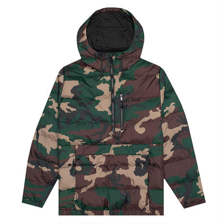 HUF / EVEREST JACKET (WOODLAND CAMO)