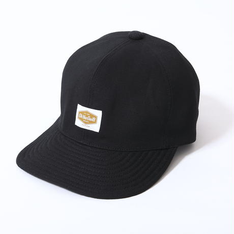 Oh!theGuilt / HAND MADE DUCK 6P CAP by BROWNIE HOME MADE (ブラック)