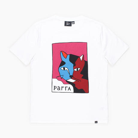 by Parra | t-shirt earl the cat