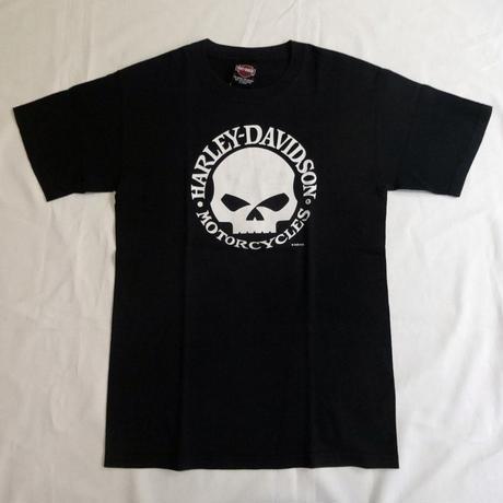 USED (古着)HARLEY DAVIDSON(ブラック)Tシャツ