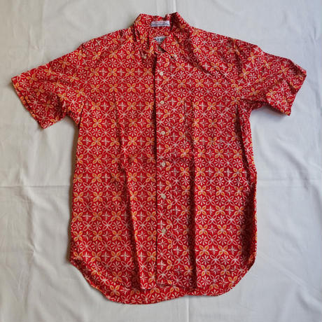 SERO | S/S SHIRT (RED)