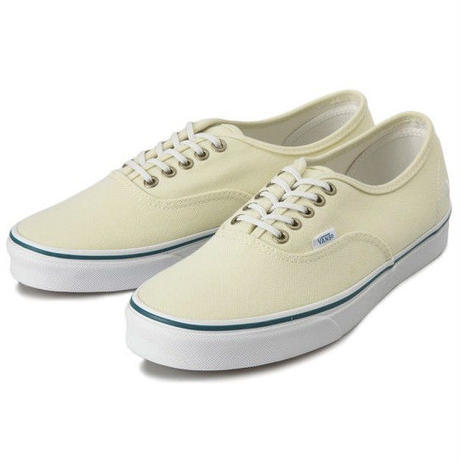 VANS | AUTHENTIC P.E.T. (TRUE WHITE/OCEAN)