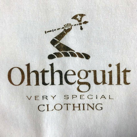 "Oh!theGuilt:""VERY SPECIAL"" S/S T-SHIRT(ホワイト)"
