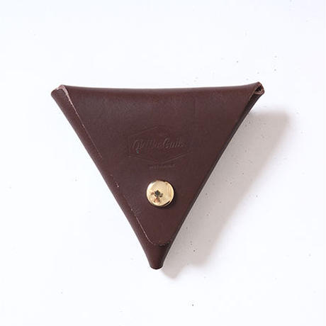 Oh!theGuilt : LEATHER COIN CASE(ブラウン)