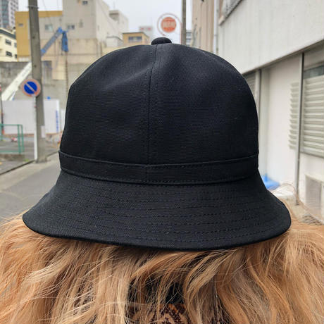 "Oh!theGuilt / HAND MADE ""DUCK"" BALL HAT by BROWNIE HOME MADE (ブラック)"