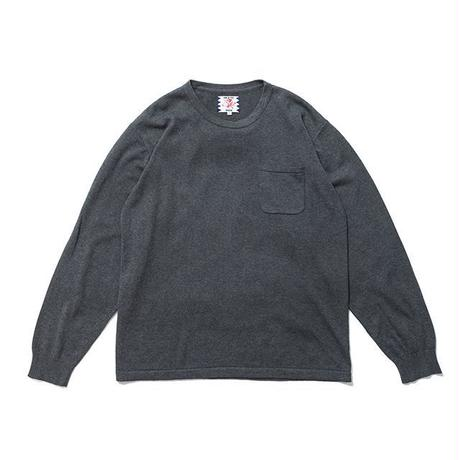 SON OF THE CHEESE | C100 long sleeve (GRAY)