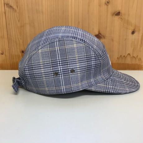Oh!theGuilt : HAND MADE PLAID JET CAP by BROWNIE HOME MADE(グレンチェック1)
