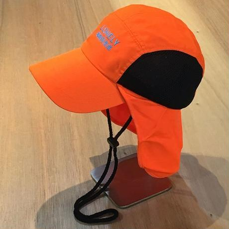 LONELY論理 | #7 SUDARE CAMP CAP (ORANGE)