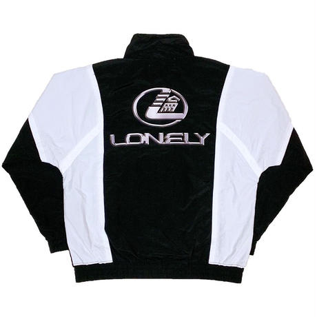 LONELY論理 | #11 LONELY LEX NYLON SPORT JACKET (BLACK)