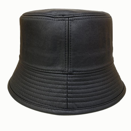 Oh!theGuilt | PU LEATHER HAT (ブラック)