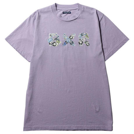BORN X RAISED / FUCK OFF BEARS TEE (LILAC)
