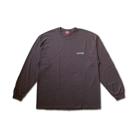 "Oh!theGuilt | THE BE-SHARE LIMITED ""FOR A CITY BOY"" L/S TEE (CITY BROWN)"