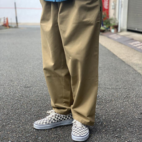 Oh!theGuilt / RELAX BEACH PANTⅡ(PEACH TWILL Ver チノベージュ)