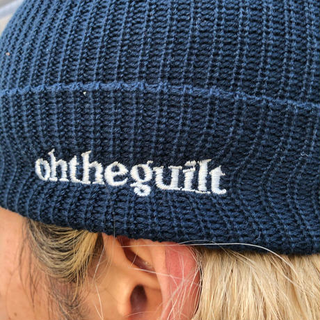 Oh!theGuilt |  LOW WATCH(NAVY)