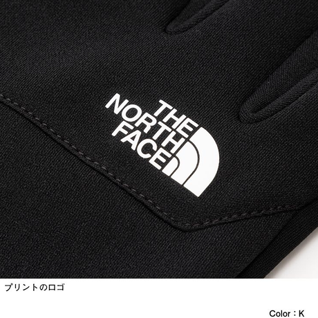 THE NORTH FACE / Etip Glove (TR/TNFレッド)