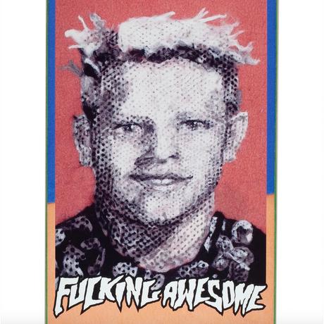 "FUCKING AWESOME | AVE Felt Class Photo ""8.25 x 31.79"""