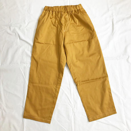 Oh!theGuilt :   RELAX BEACH PANTⅡ(マスタード)