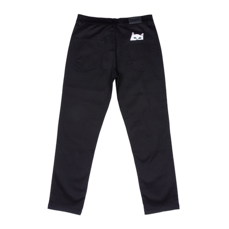 RIPNDIP | LORD NERMAL PANTS (BLACK)