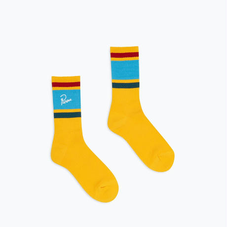 by Parra | crew sox (yellow)