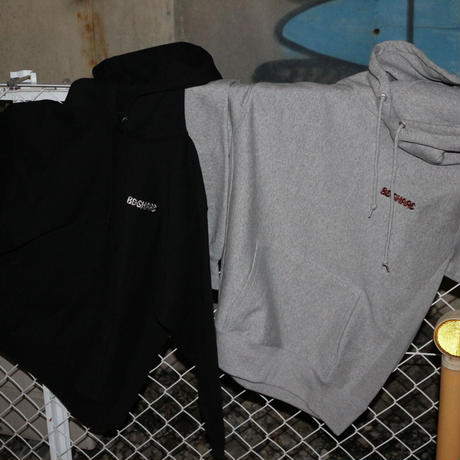 "Oh!theGuilt | THE BE-SHARE LIMITED ""FOR A CITY BOY"" HOODIE SWEAT (CITY BLACK)"