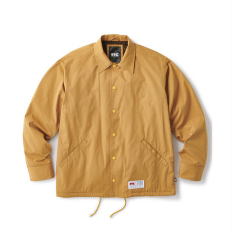 "FTC | TEAM COACH JACKET ""MUSTARD"" (FTC020AWJ11)"