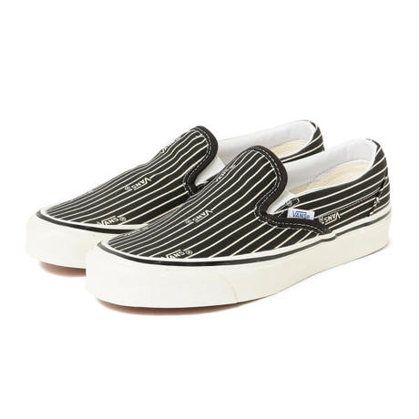VANS / CLASSIC SLIP-ON 98 DX (OG STRIPES/OG BLACK)