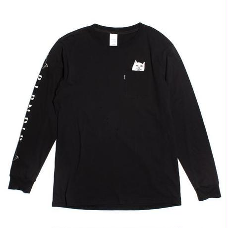RIPNDIP | Load Nermal L/S (BLACK)