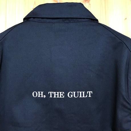 """Oh!theGuilt / """"THE ORIGIN"""" DUSTER COAT (DK.NAVY)"""