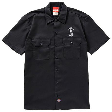COCOLO BLAND / #556 WORK SHIRTS (BLACK)