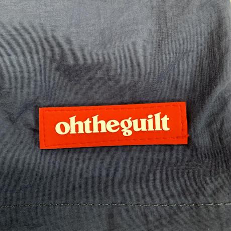 Oh!theGuilt | NYLON SHORT PANT (ネイビー)
