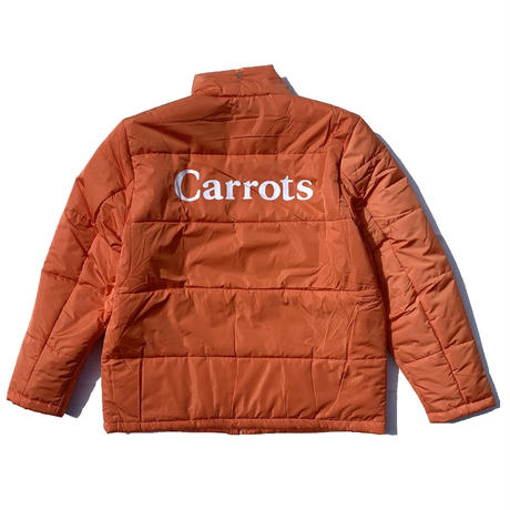 Carrots by Anwar Carrots | SPORT PUFFER JACKET (ORANGE)