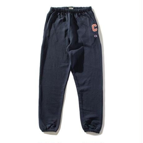 "Carrots by Anwar Carrots |  COLLEGIATE CARROTS ""C"" CHAMPION REVERSE WEAVE SWEATPANTS  (NAVY)"