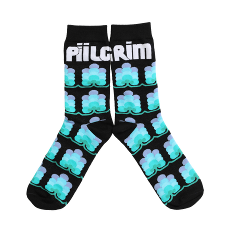 Piilgrim | ECHO SOCKS (BLACK)