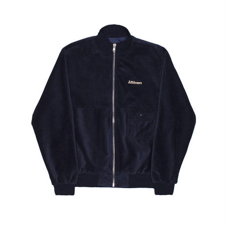ALLTIMERS / JEREMIH CORD JACKET (NAVY)