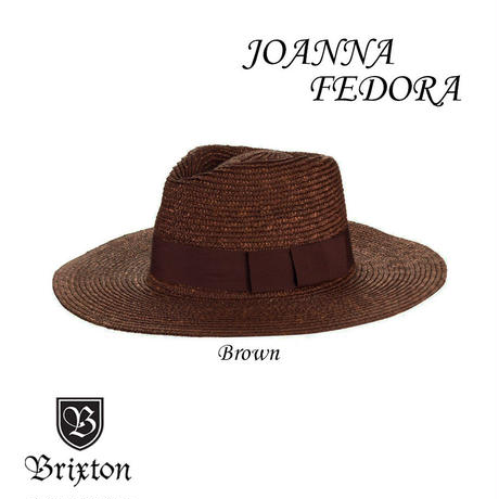 Brixton | JOANNA HAT (BROWN)