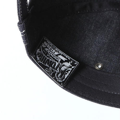 Oh!theGuilt / HAND MADE DENIM JET CAP by BROWNIE HOME MADE(インディゴ)