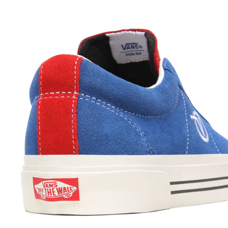 VANS | SID DX (OG BLUE/OG RED)