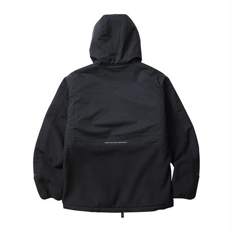 Liberaiders / POLARTEC FLEECE JACKET (BLACK)